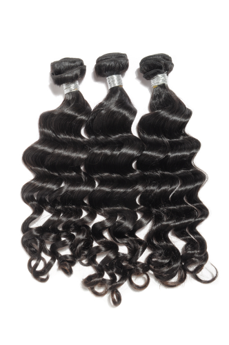 Spicyhair 100% Virgin Human Hair good looking wavy Bundles