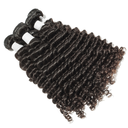 Spicyhair 100% Virgin High Quolity Human Hair selling directly from factory  Deep Wave 2 Bundles