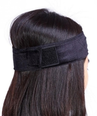 Velvet Fabric Hair Band Flexible Velvet Wig Grip Scarf Head Hair Band