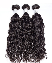 Spicyhair 10A 100% Virgin Nice Looking Human Hair Water Wave 3 Bundles