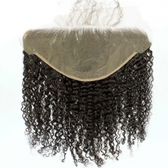 Spicyhair 100% Human Hair  No Shedding Selling directly from Factory Kinky Curly 13x6 Frontal