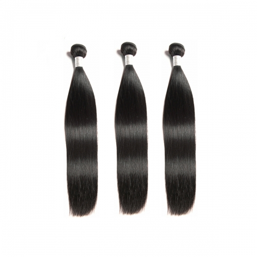 Spicyhair Bundles deal 16-20 inch 100% Virgin Human Hair unchemical process Silky Straight 3 Bundles