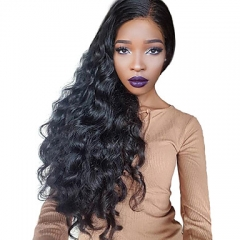 Spicyhair 200% density Top Quality selling directly from factory Body wave  full lace wig