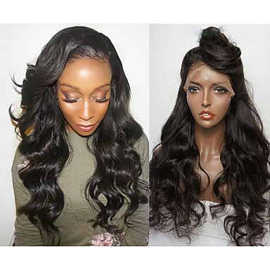 Spicyhair 200% density Tangle Free  No Shedding Fashion Looking Natural Wave full lace wig Best Quality Wig With Good price  selling directly from fac