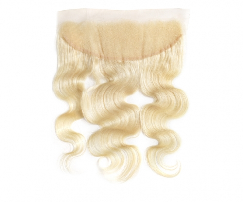 Spicyhair 100% No Smell No Mix 613 Blonde Bodywave Frontal