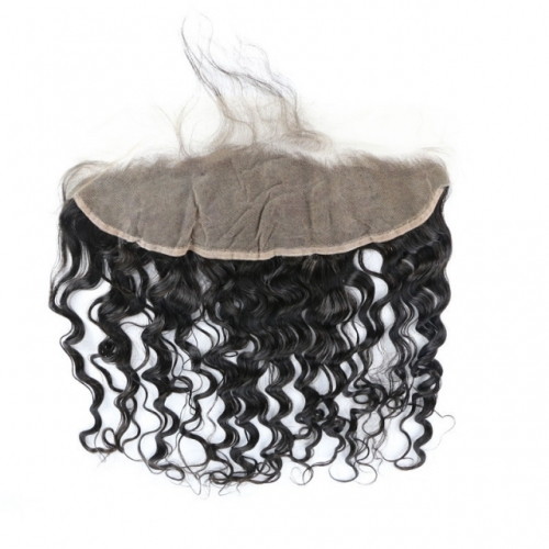 Spicyhair 10A Quality 100% Human Hair Wavy Frontal Tanglefree no shedding